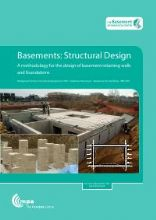 Basements: Structural Design Background Methodology